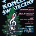 koncert świąteczny 2014