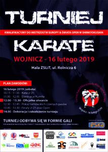 Kwalifikacje do Mistrzostw Europy & Mistrzostw Świata w karate