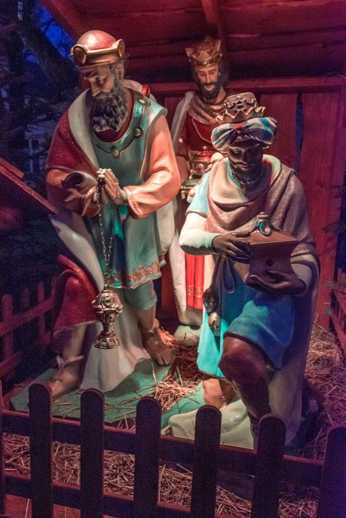 Trzej królowie z darami