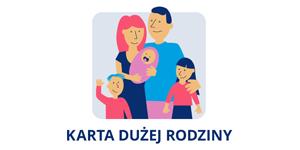 logo Karty Duzej Rodziny