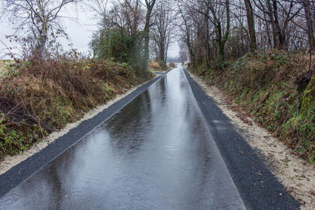 Wyremontowano drogę gminną w Wojniczu