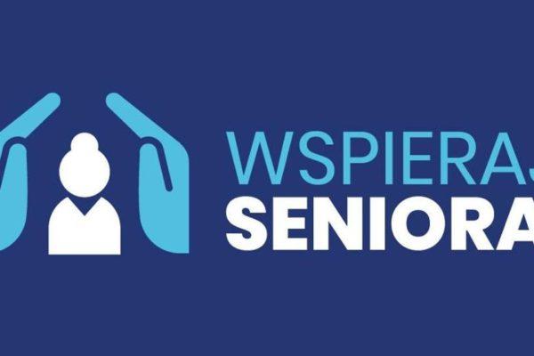 """Program """"Wspieraj Seniora"""" przedłużony na I kwartał 2021 r."""
