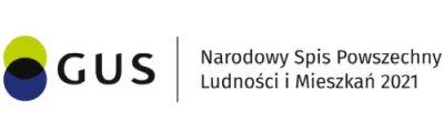 Logo - Narodowy Spis Powszechny 2021
