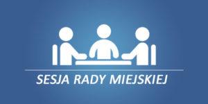 Sesja Rady Miejskiej w Wojniczu