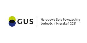 logo Narodowego Spisu Powszechnego 2021