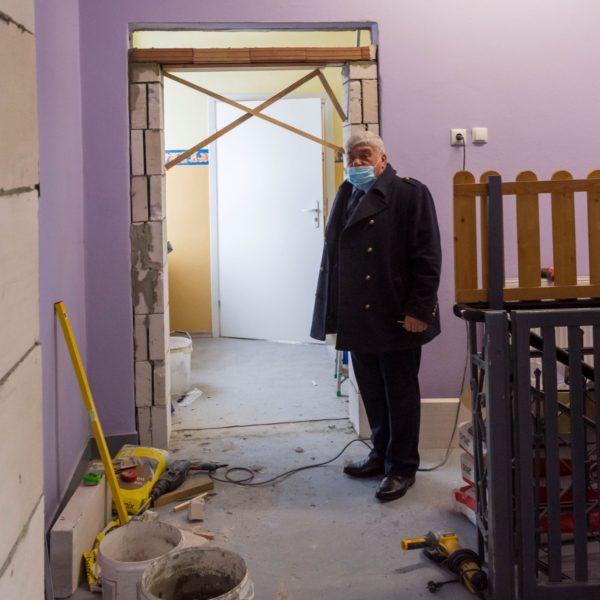 Kolejne etap modernizacji Przedszkola Publicznego w Biadolinach Radłowskich