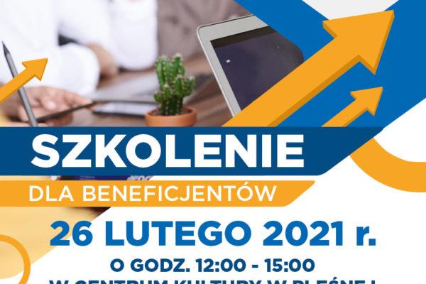 Plakat LGD Dunajec - Biała