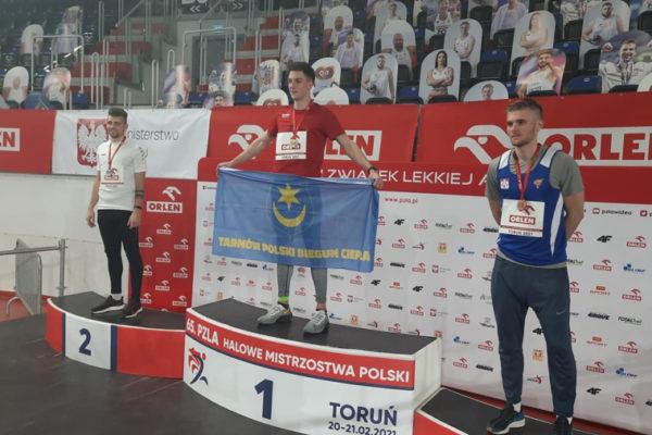 Mateusz Różański obronił mistrzowski tytuł