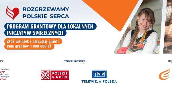 Rozgrzewamy Polskie Serca