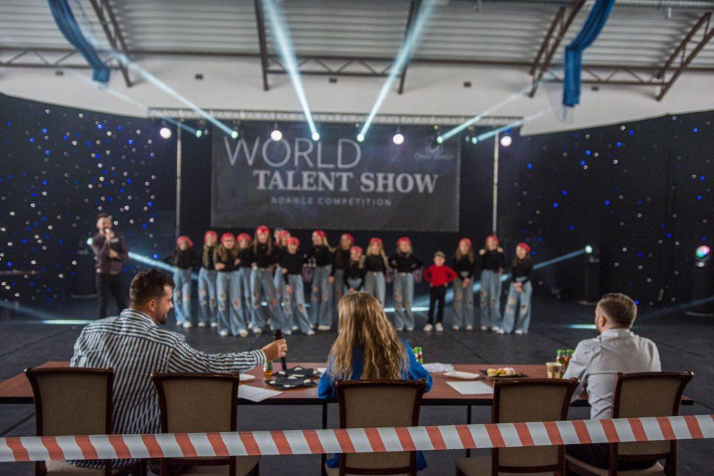 """""""World Talent Show & Dance Competition"""" w Wojniczu"""