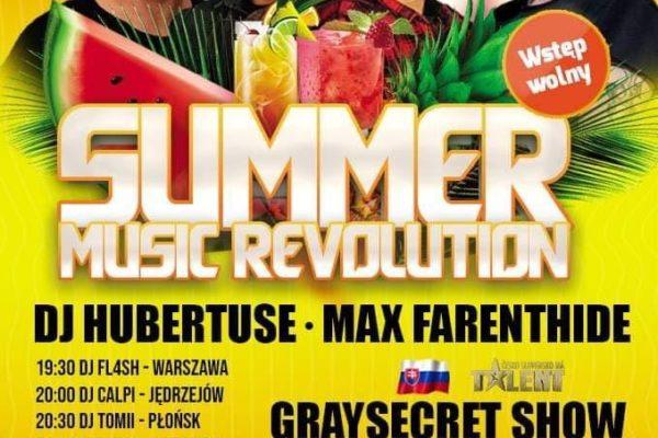 SUMMER MUSIC REVOLUTION