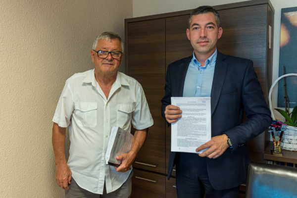 Podpisano umowę na budowę stołówki